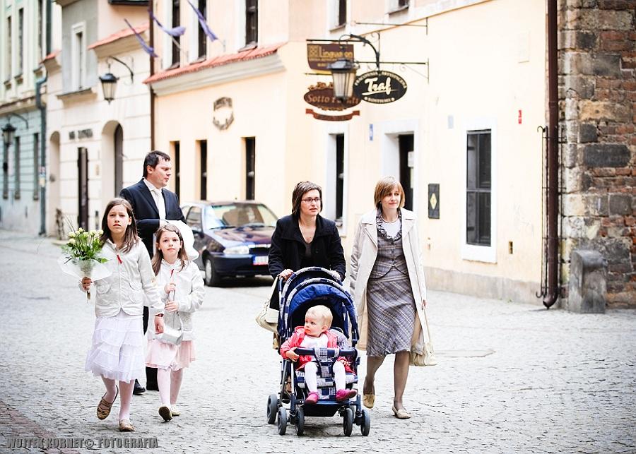 , Chrzest Eli | reportaż, Fotografia Ślubna Lublin Wojtek Kornet