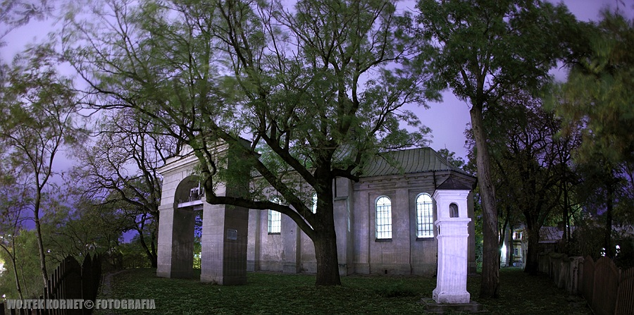 , Lublin by night, Fotografia Ślubna Lublin Wojtek Kornet