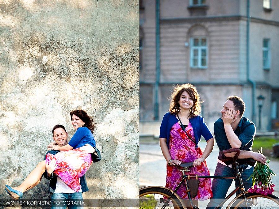 Wojtek Kornet fotografia Ślubna Lublin sesja narzeczeńska