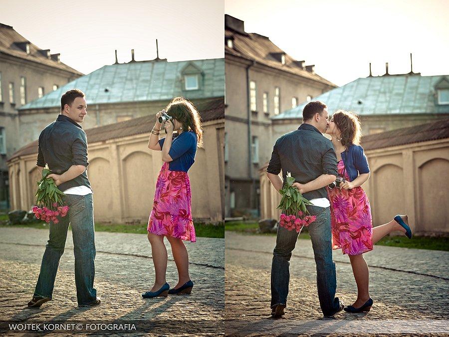 , Asia i Paweł | sesja narzeczeńska, Fotografia Ślubna Lublin Wojtek Kornet
