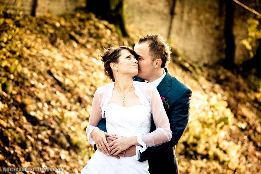 , Ania i Marek, Fotografia Ślubna Lublin Wojtek Kornet