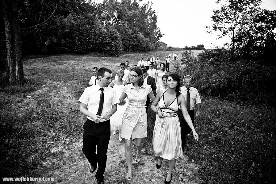 , Ania i Łukasz | Przystanek Kawęczynek 2010, Fotografia Ślubna Lublin Wojtek Kornet