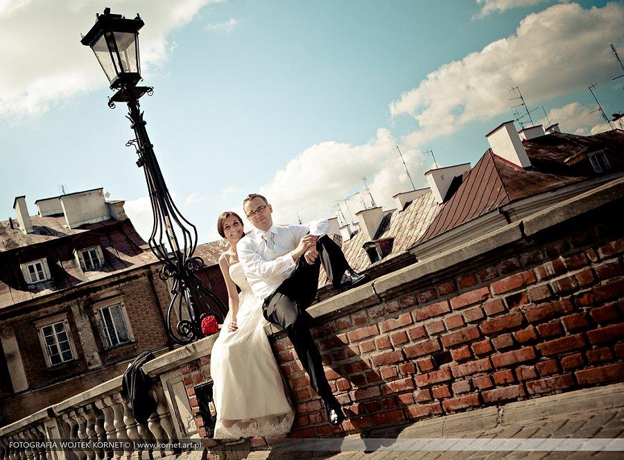 , Ewelina i Michał, Fotografia Ślubna Lublin Wojtek Kornet