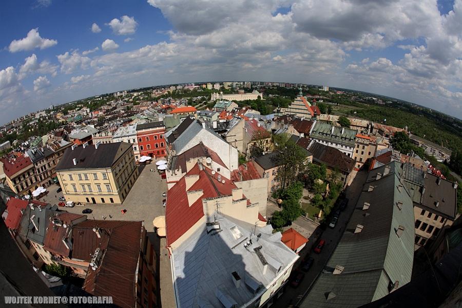 Rybką nad Lublinem