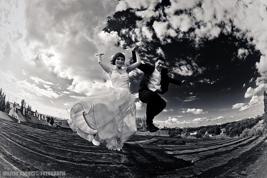 Sylwia i Patryk   plener ślubny