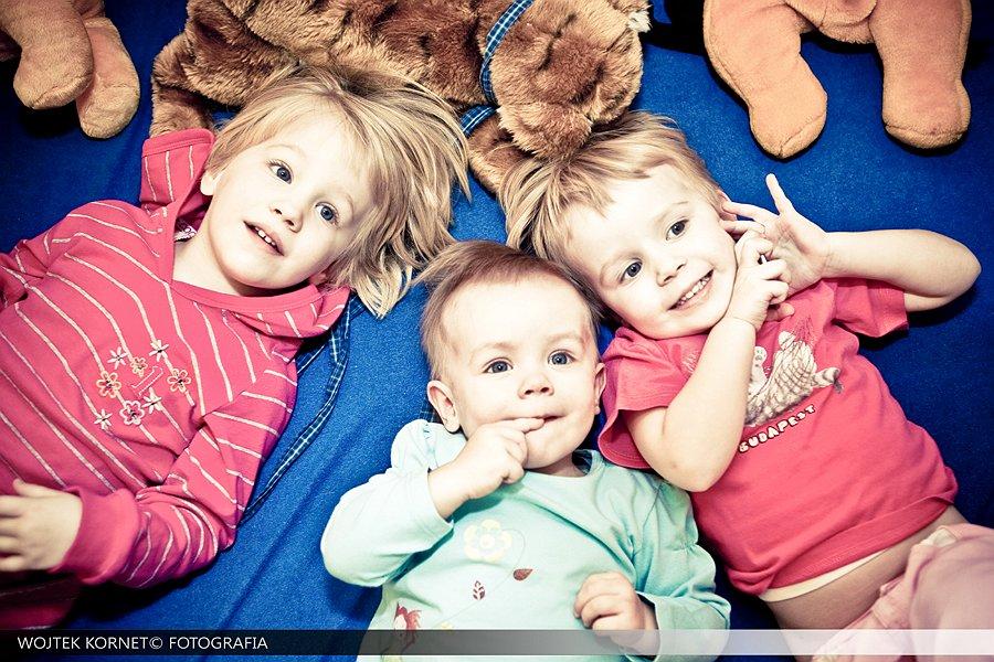 Trzy siostrzyczki | domówka