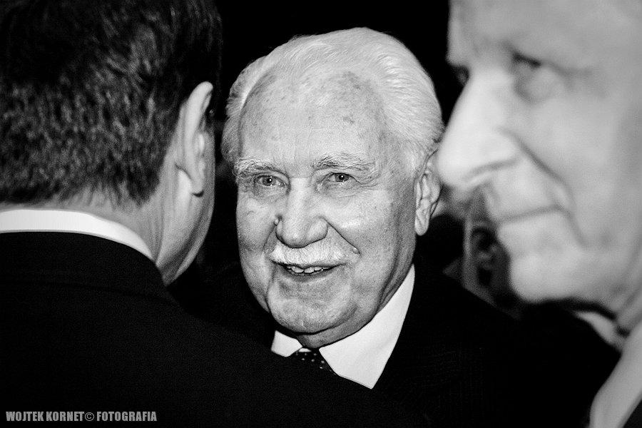 Pan Prezydent Ryszard Kaczorowski, Pan Prezes IPN Janusz Kurtyka, Pan Mariusz Handzlik – Podsekretarz Stanu Kancelarii Prezydenta