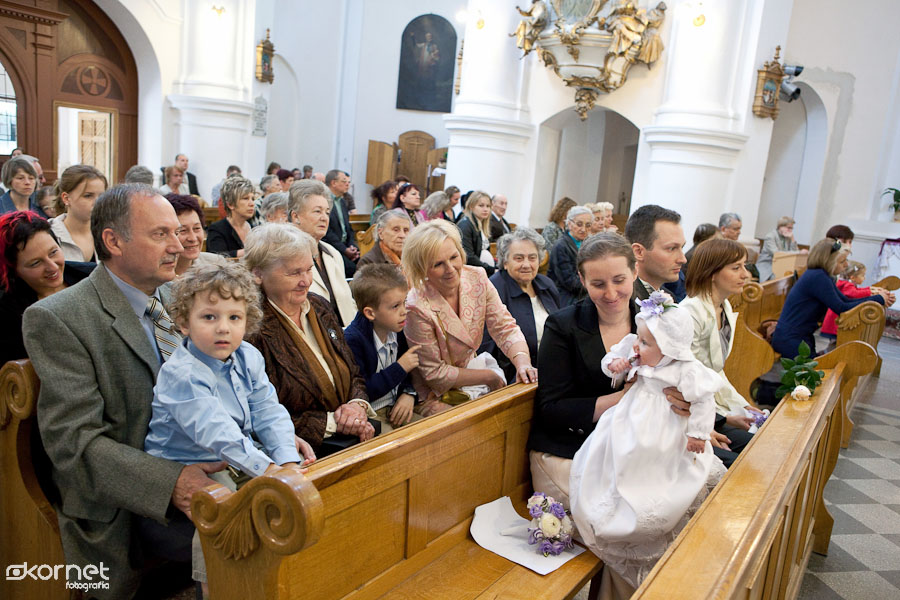 , Chrzest Laury | reportaż i sesja, Fotografia Ślubna Lublin Wojtek Kornet