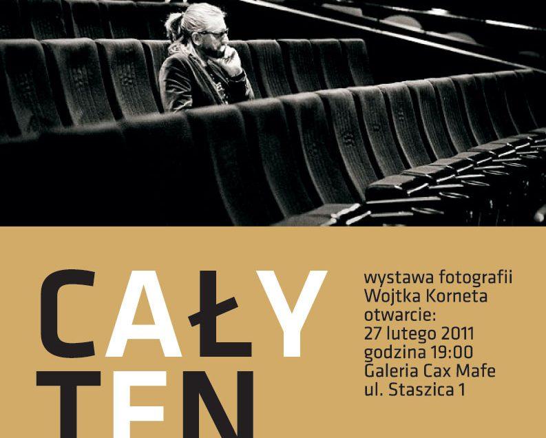 Cały Ten Jazz – wystawa fotografii Wojtka Korneta