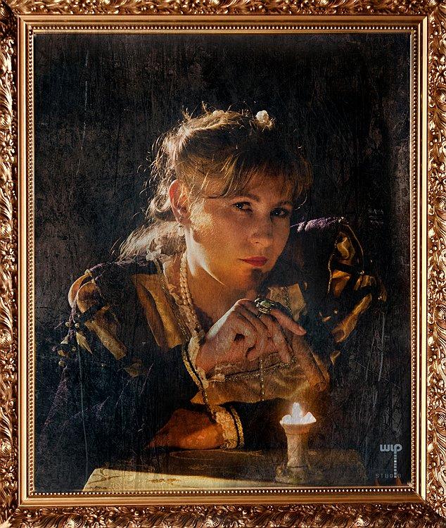 , Dworskie inspiracje | sesja portretowa, Fotografia Ślubna Lublin Wojtek Kornet