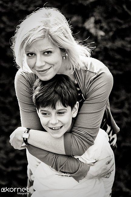 , Komunia Bartka | rodzinna sesja portretowa, Fotografia Ślubna Lublin Wojtek Kornet