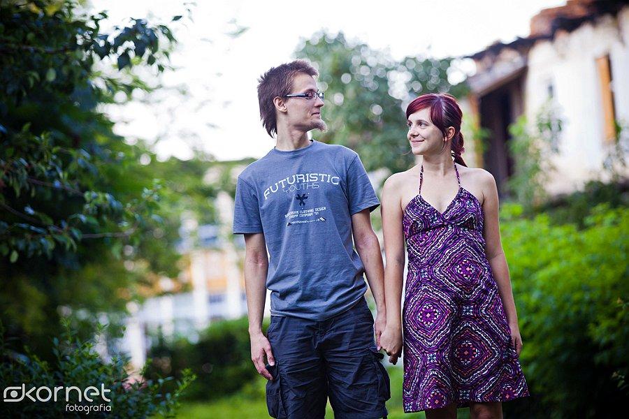 , Paulina i Tomek | sesja narzeczeńska, Fotografia Ślubna Lublin Wojtek Kornet