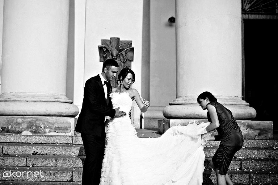 , Agata i Karol, Fotografia Ślubna Lublin Wojtek Kornet