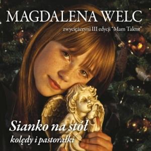 Sianko na stół | Magda Welc | okładka płyty