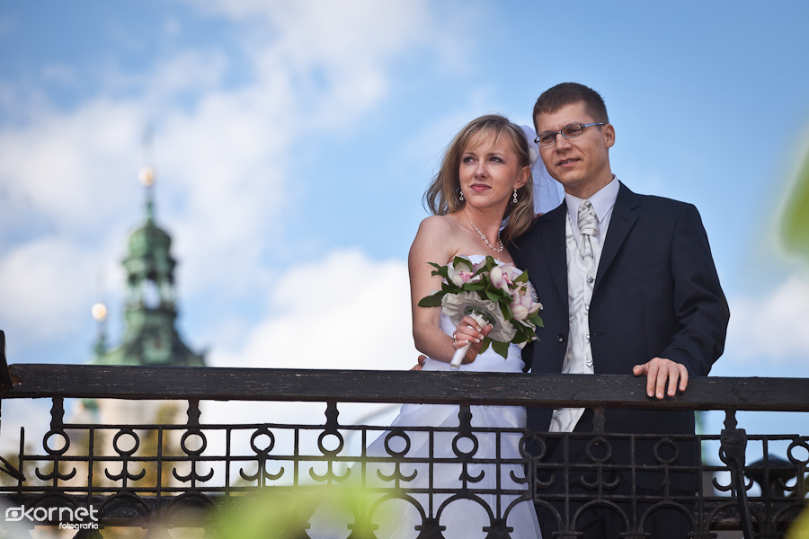 , Aneta i Wojtek, Fotografia Ślubna Lublin Wojtek Kornet