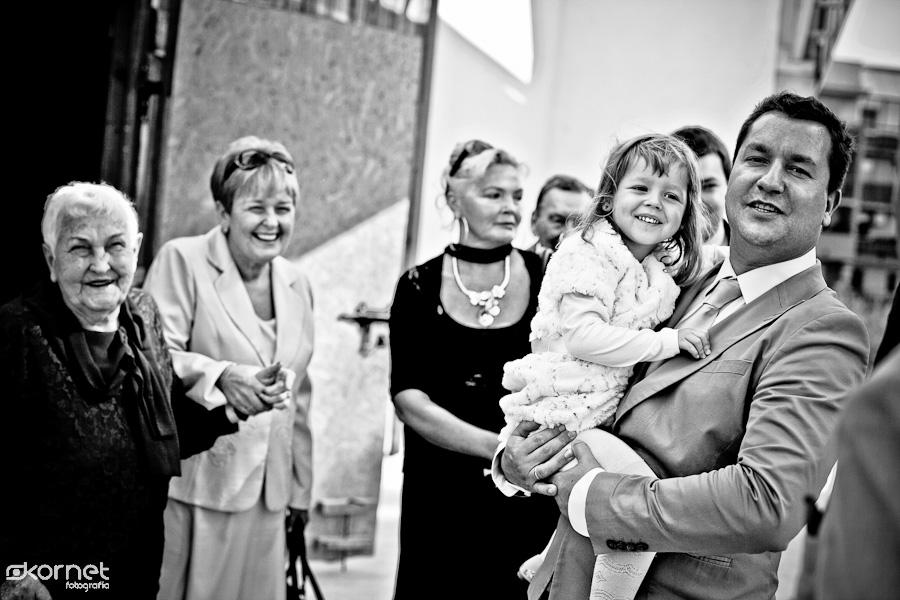 , Chrzest Hani | fotoreportaż, Fotografia Ślubna Lublin Wojtek Kornet