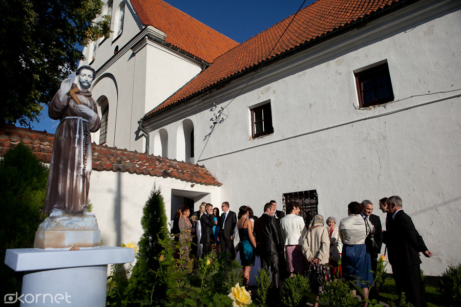 zdjęcia ślubne Lublin Wojtek Kornet