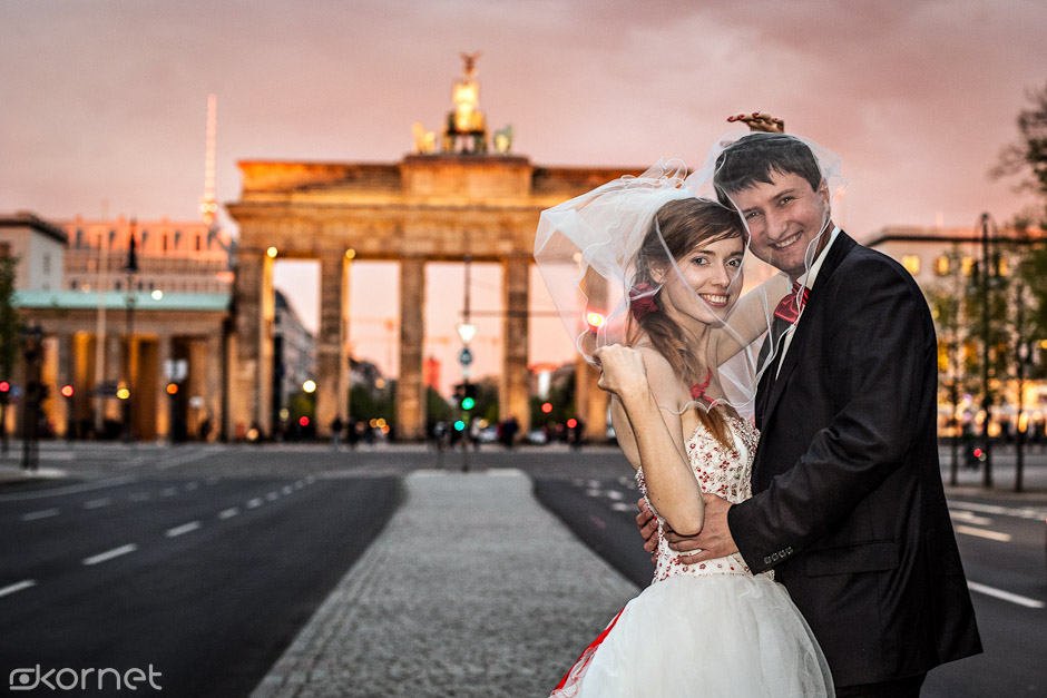 Joanna i Piotr | sesja Ślubna w Berlinie | zapowiedź