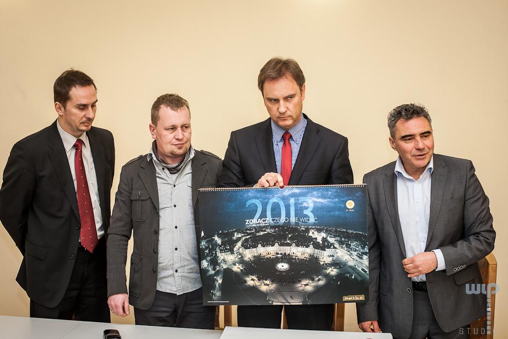 , Bene Meritus Terrae Lublinensi – Kalendarz '2013, Fotografia Ślubna Lublin Wojtek Kornet