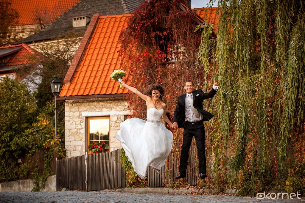 , Magda i Marek | sesja Ślubna w Kazimierzu nad Wisłą, Fotografia Ślubna Lublin Wojtek Kornet