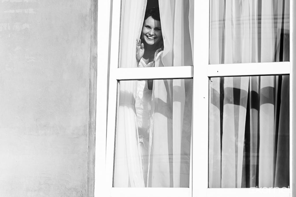 Ania i Arek | reportaż w dniu ślubu