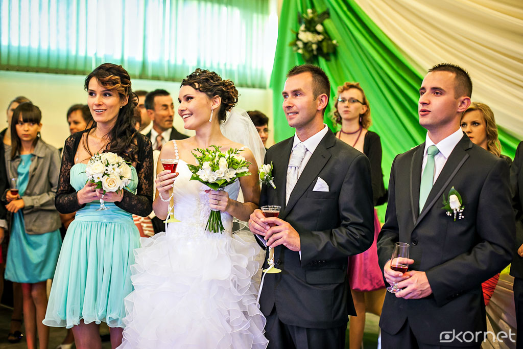 zdjecia slubne Lublin Wojtek Kornet