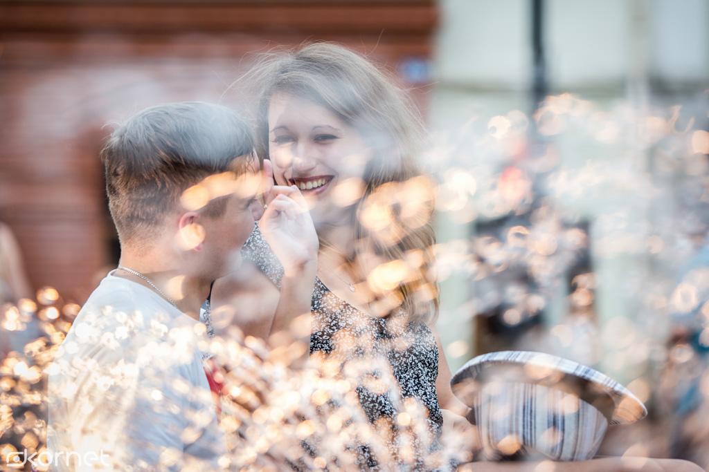 , Deszczowa piosenka Gosi i Michała | sesja narzeczeńska, Fotografia Ślubna Lublin Wojtek Kornet, Fotografia Ślubna Lublin Wojtek Kornet