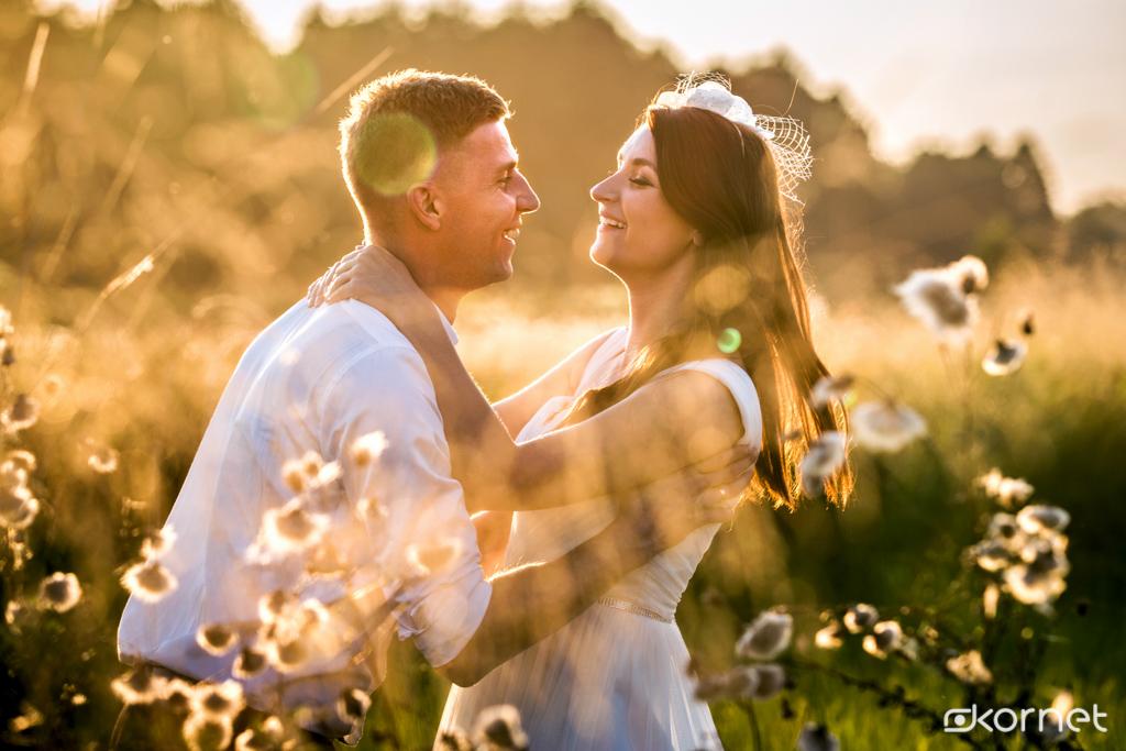 Paulina i Michał | sesja pełna nieba i słońca ;)