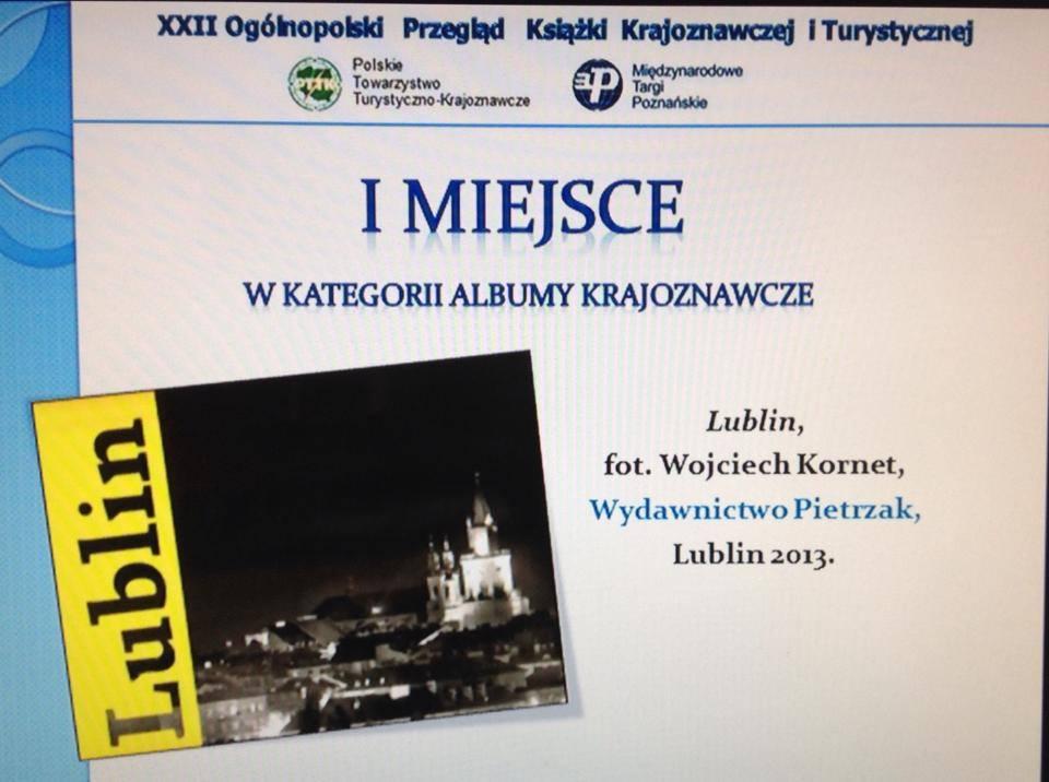 """I Nagroda za album """"LUBLIN"""""""