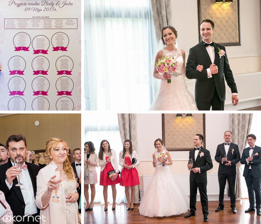 , Beata i Jacek fotoreportaż w dniu ślubu, Fotografia Ślubna Lublin Wojtek Kornet