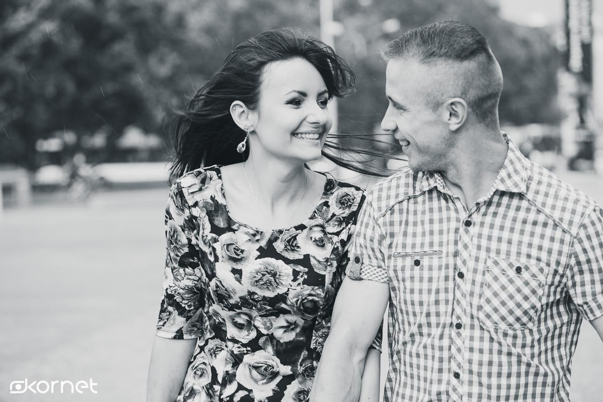 , Aneta i Marcin   sesja Narzeczeńska, Fotografia Ślubna Lublin Wojtek Kornet