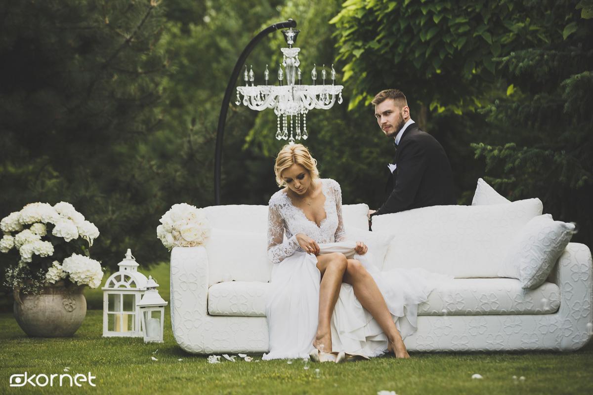 Diana i Tomasz | sesja ślubna