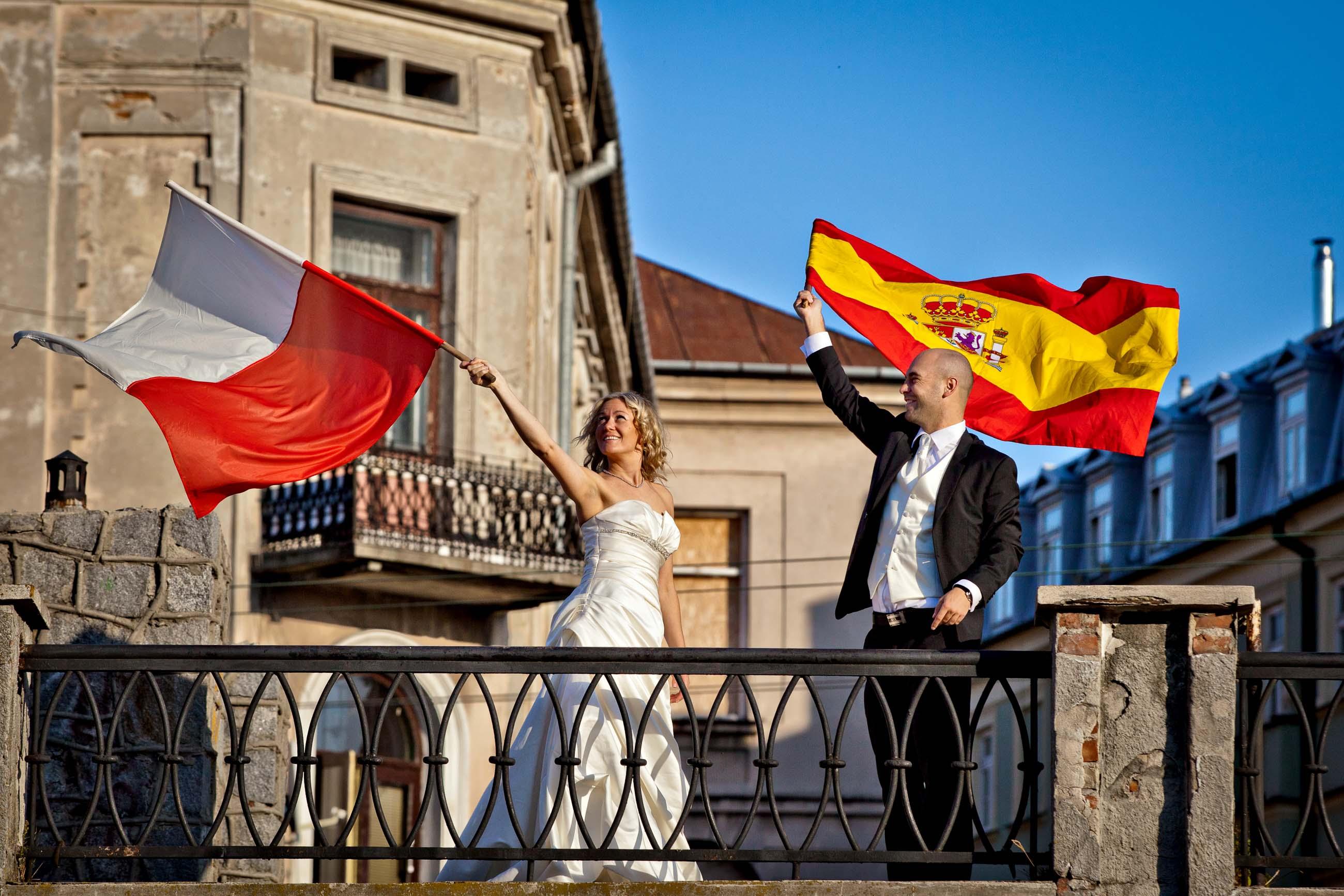 Gosia & Adri | sesja ślubna