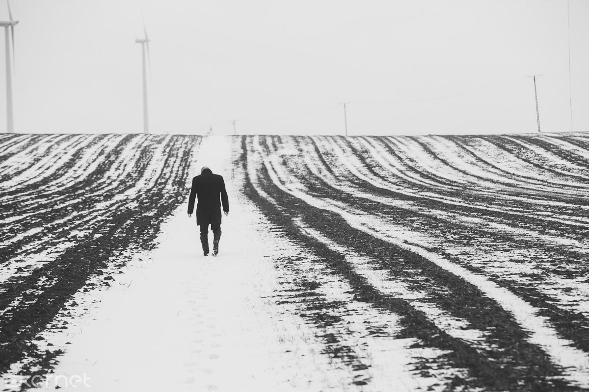 , Zdjęcia do płyty Marka Dyjaka  Pierwszy śnieg, Fotografia Ślubna Lublin Wojtek Kornet