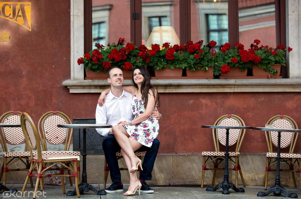 , Paulina i Adrian | sesja narzeczeńska, Fotografia Ślubna Lublin Wojtek Kornet