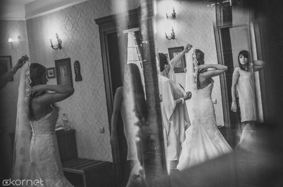 , Diana… przygotowania, Fotografia Ślubna Lublin Wojtek Kornet