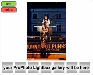 , Carnaval Sztuk-Mistrzów 2010 | Lublin | Burnt Out Punks, Fotografia Ślubna Lublin Wojtek Kornet